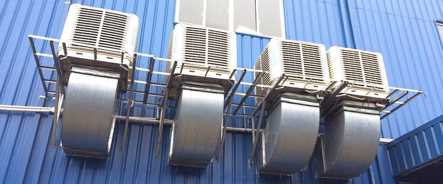 Những hệ thống làm mát nhà xưởng được sử dụng phổ biến hiện nay