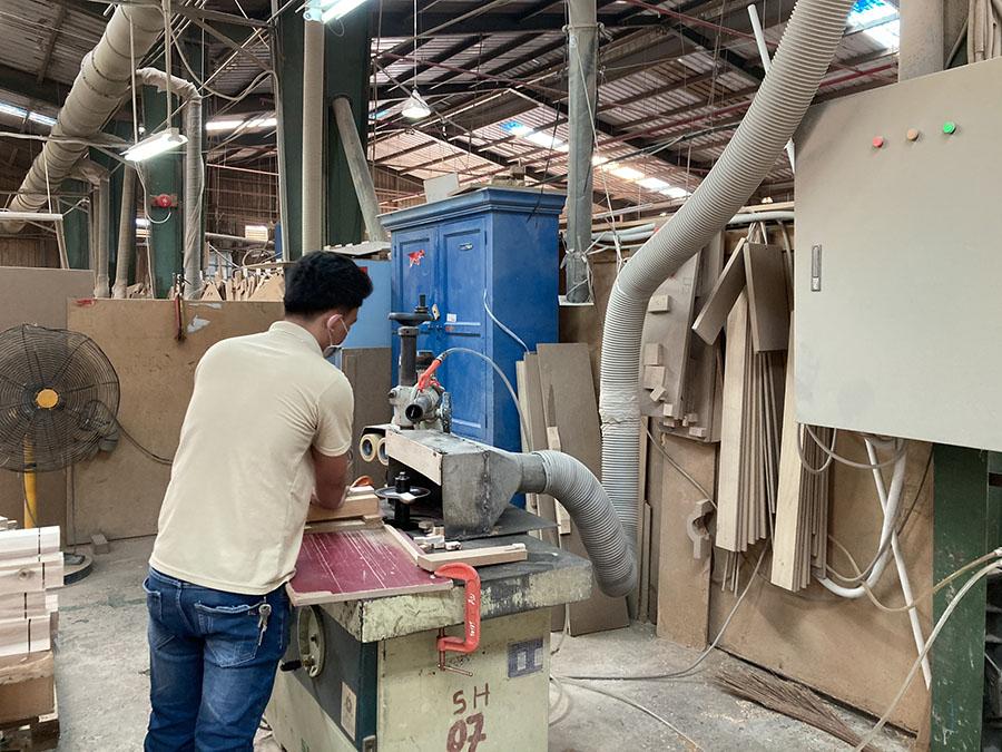 dự án thiết kế hệ thống hút bụi công nghiệp