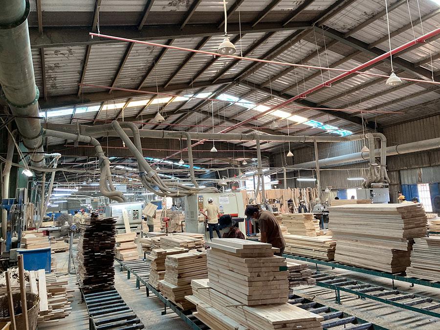 dự án thiết kế hệ thống hút bụi nhà xường trong công nghiệp