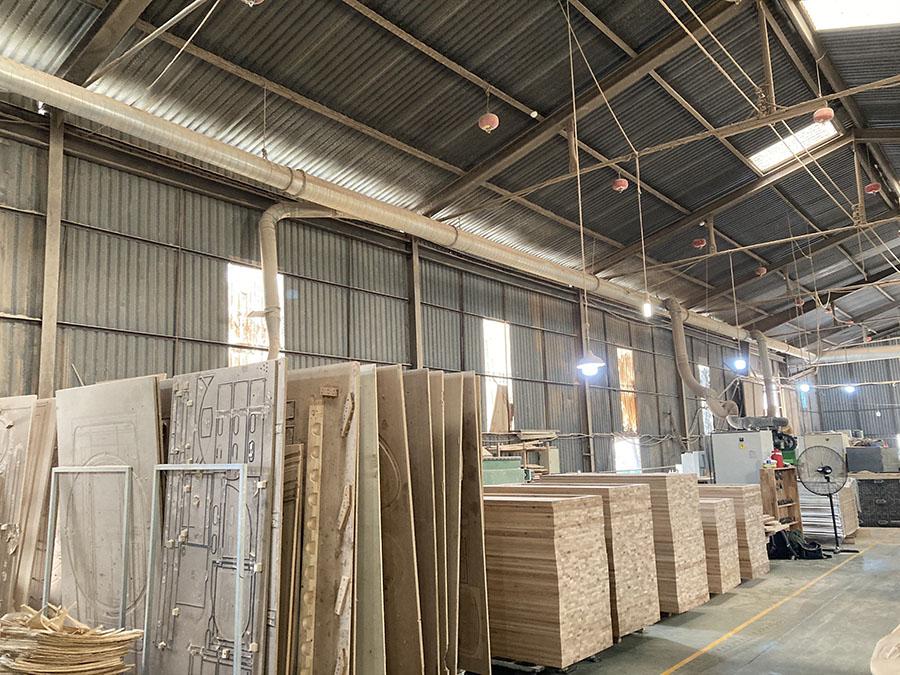 tiêu chuẩn lắp đặt hệ thống hút bụi gỗ